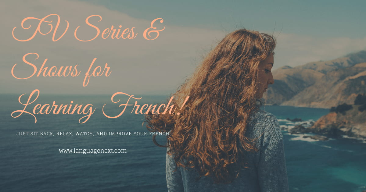 TV Series to learn French