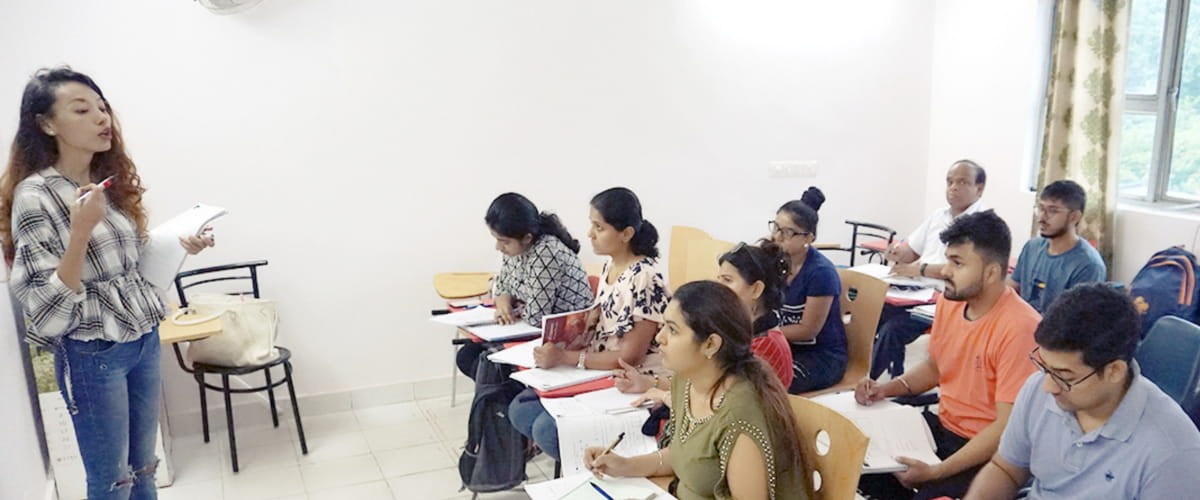 Chinese classes in Delhi