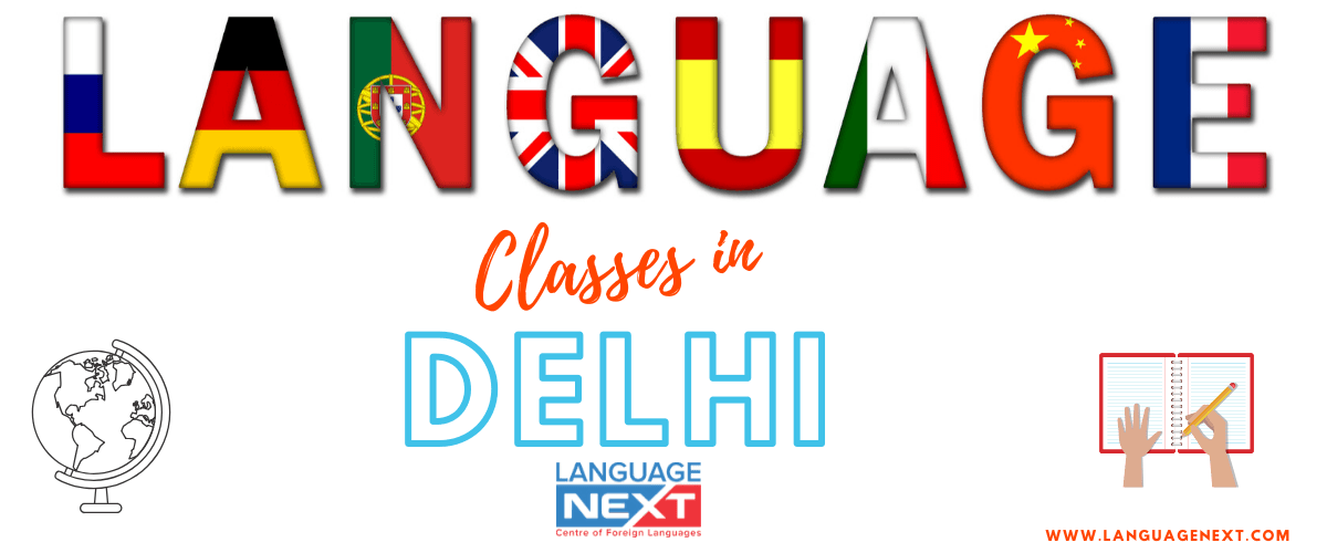Foreign Language classes in Delhi