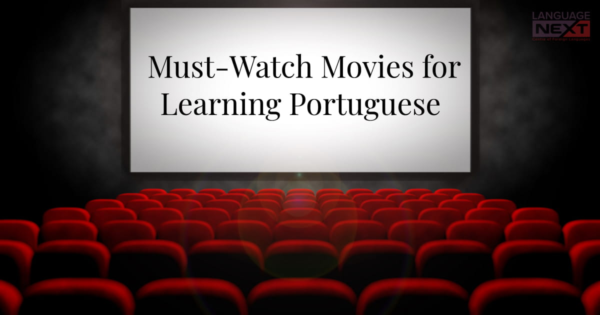 Movies for Learning Portuguese